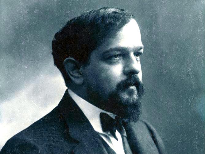 <p>Composer Claude Debussy</p>