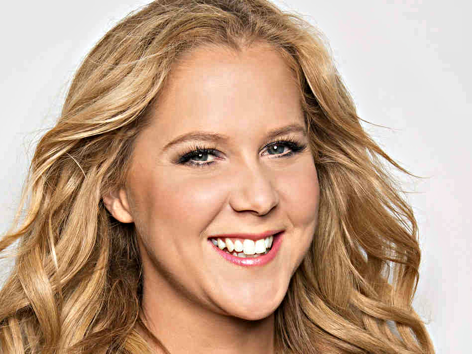 <p>Comedian Amy Schumer</p>