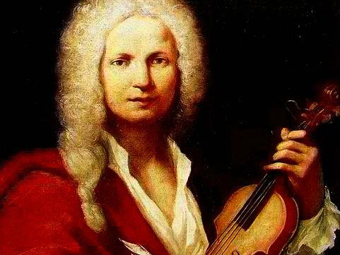 <p>Composer Antonio Vivaldi</p>