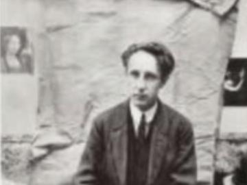 <p>Composer Bohuslav Martinu.</p>