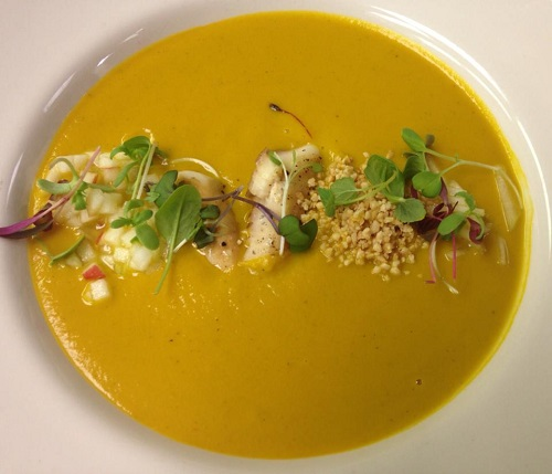 "<p>Boulder-based Chef Hosea Rosenberg shares his holiday butternut squash recipe.  <a href=""http://www.cpr.org/news/story/recipe-butternut-squash-bisque"" target=""_blank"" rel=""noopener noreferrer"">Full Story</a></p>"
