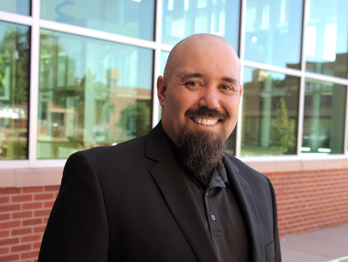 <p>Sean Wybrant, a career and technical education teacher at William J. Palmer High School inColorado Springs, is the 2017 Colorado Teacher of the Year.</p>