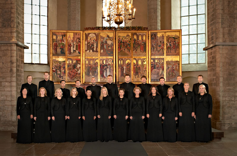 <p>TheEstonian Philharmonic Chamber Choir</p>