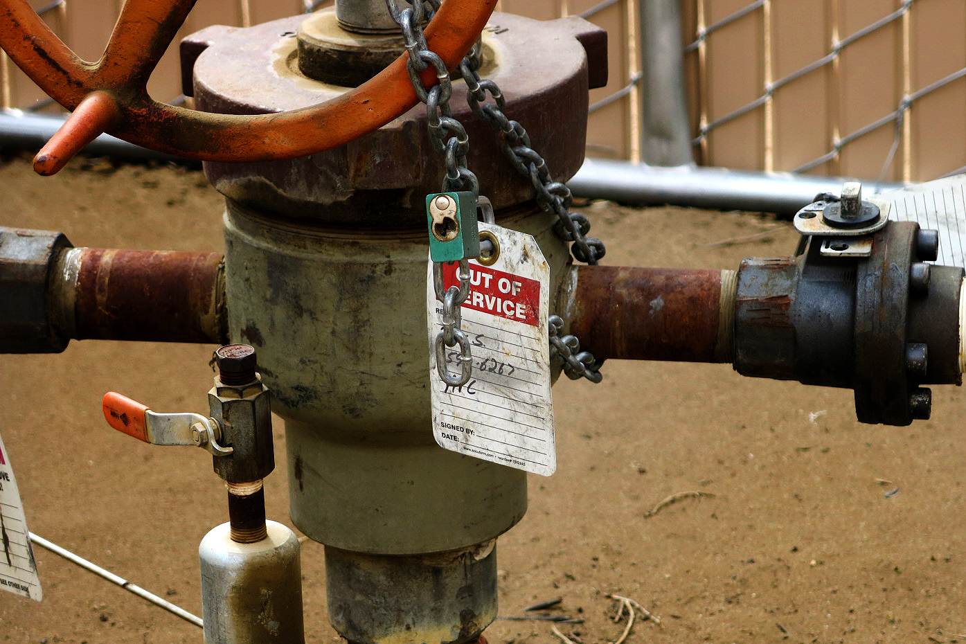 <p>Investigators say natural gas leaked into the soil from an underground flowline in Firestone believed to have been abandoned, but not properly capped. The well attached to that flowline sits inactive today.</p>