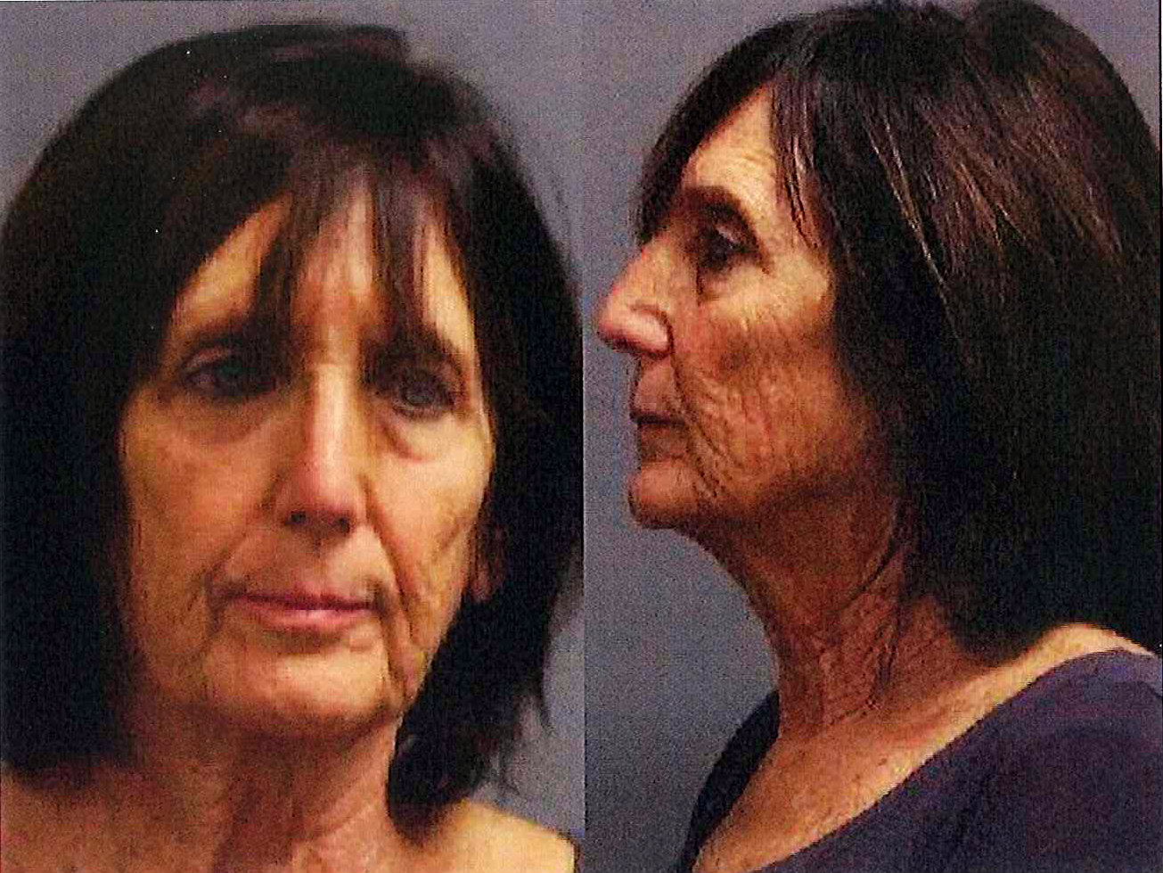 <p>67-year-old Dawna Foxx is expected to appear in court on December 3rd</p>