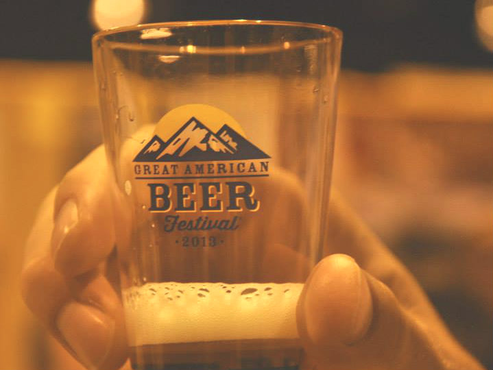<p>Great American Beer Festival goers get one ounce pours from craft breweries around the country.</p>