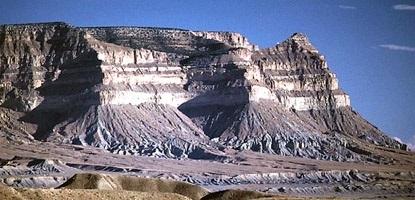 <p>Book Cliffs, Grand Junction, Colorado</p>