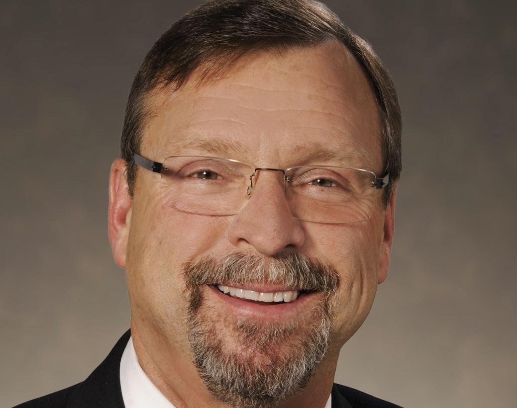 "<p class=""normal"">Retiring Colorado Commissioner of Education Robert Hammond.</p>"