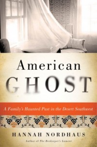 "<p>The cover of ""American Ghost.""</p>"