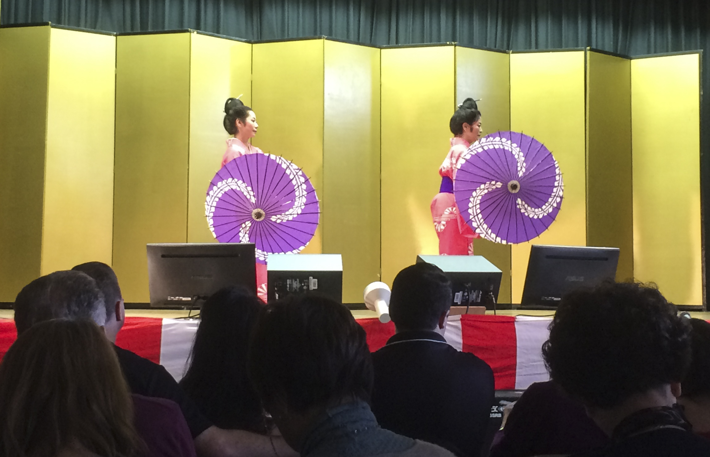 <p>Traditional Japanese dance helps to bring in new audiences at Denver's annual Kohaku Uta Gassen event.</p>