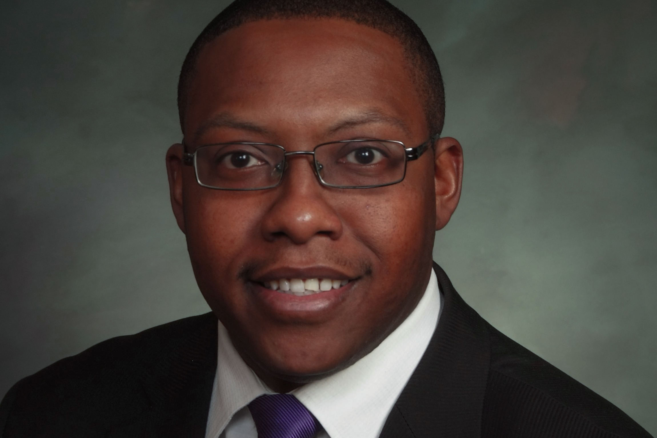<p>Democratic Majority Deputy Whip Jovan Melton.</p>