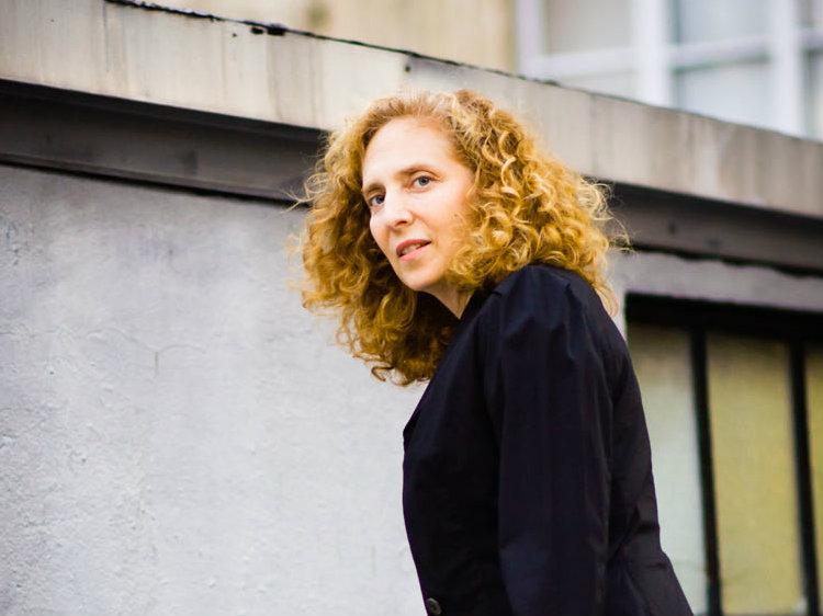 <p>Composer Julia Wolfe</p>