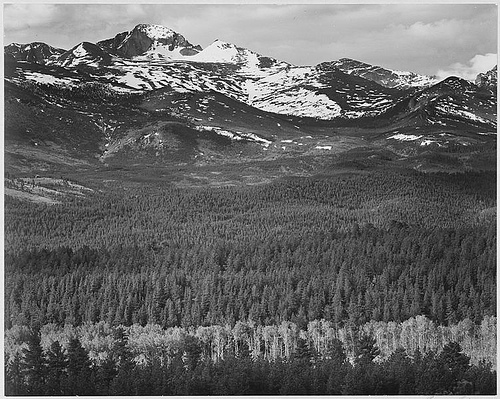 <p>Longs Peak was a shared object of affection between Dr. Frank Dumont and one of his patients, who committed suicide.</p>