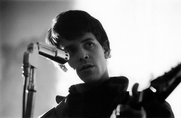 "<p>""Talk down"" enthusiast Lou Reed</p>"