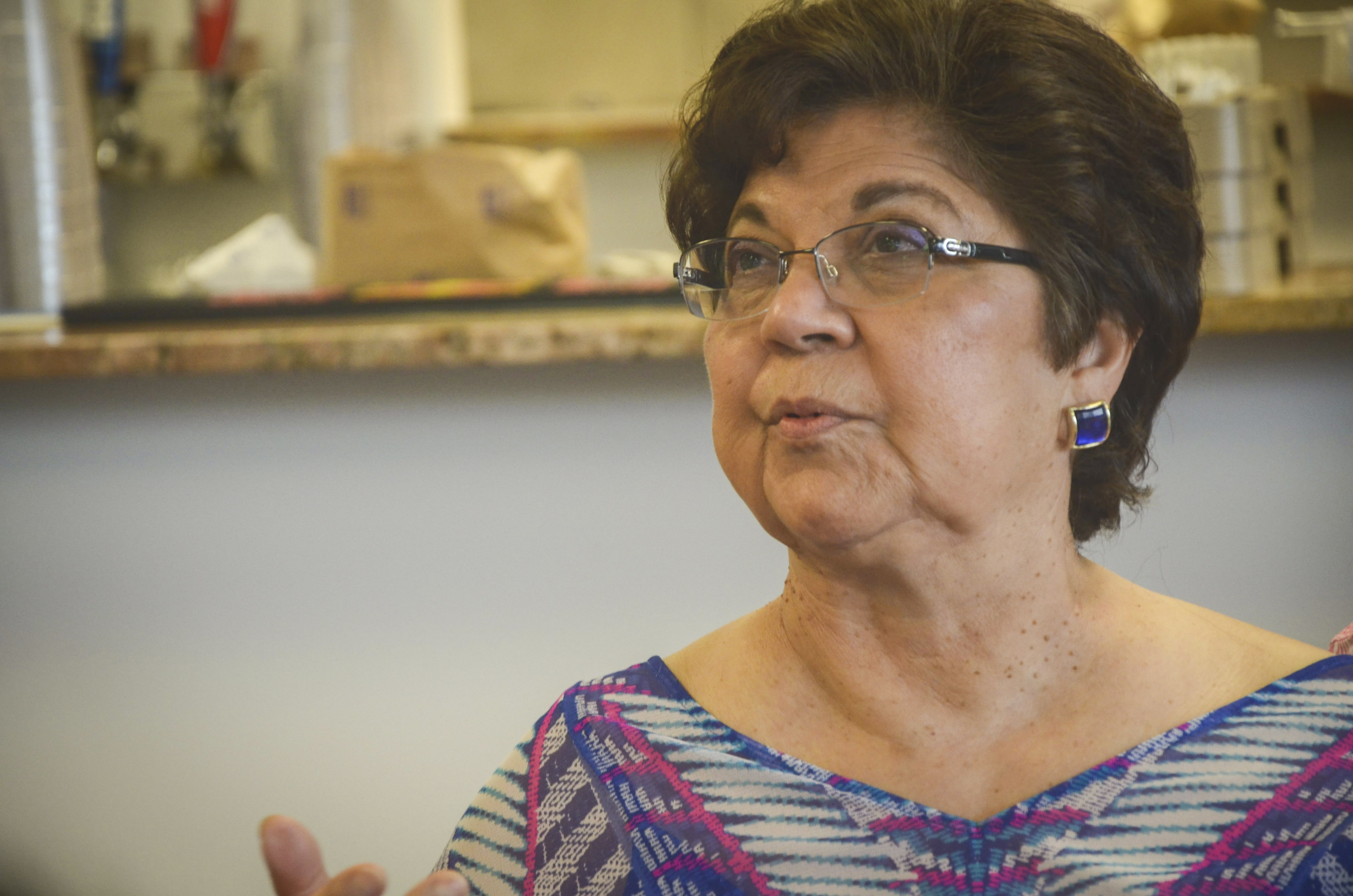 <p>Former state Sen. Polly Baca of Denverattended her 14thDemocratic National Convention this summer as a delegate for Democratic presidential nominee Hillary Clinton.</p>