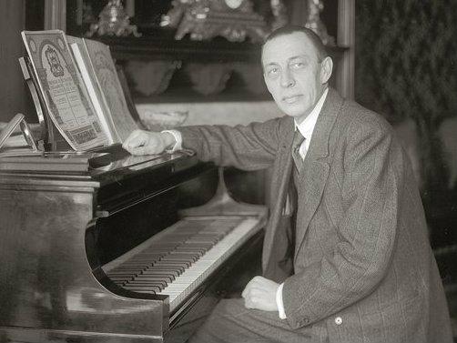 <p>Sergei Rachmaninoff</p>