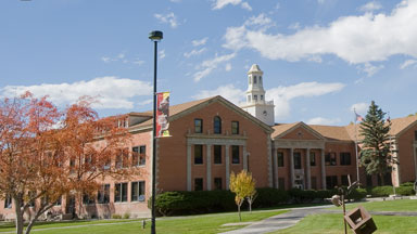 <p>Adams State University is in Alamosa.</p>