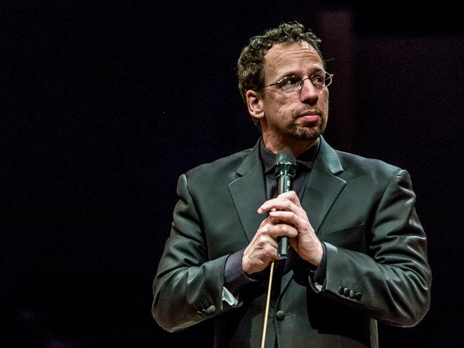 <p>Scott O'Neil, resident conductor of the Colorado Symphony.</p>