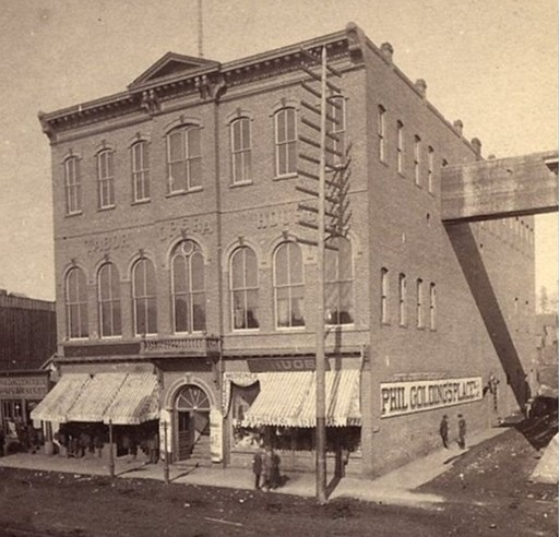 <p>The Tabor House Opera House opened on November, 20 1879 just 100 days after construction began.</p>
