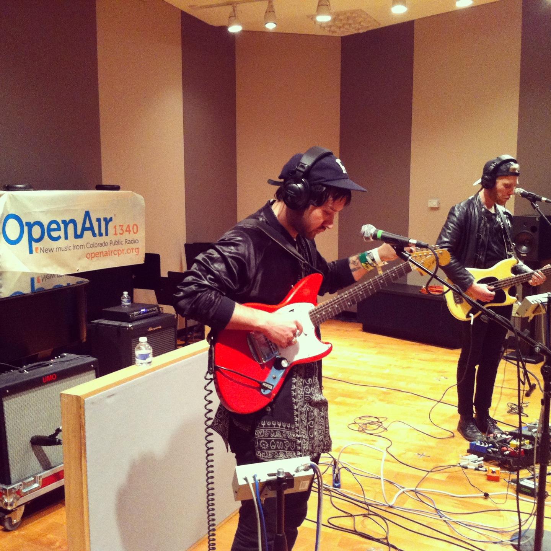 <p>Unknown Mortal Orchestra</p>