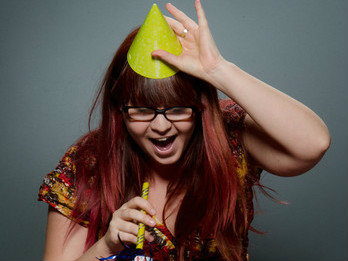 <p>Jessi Whitten celebrates another OpenAir birthday</p>