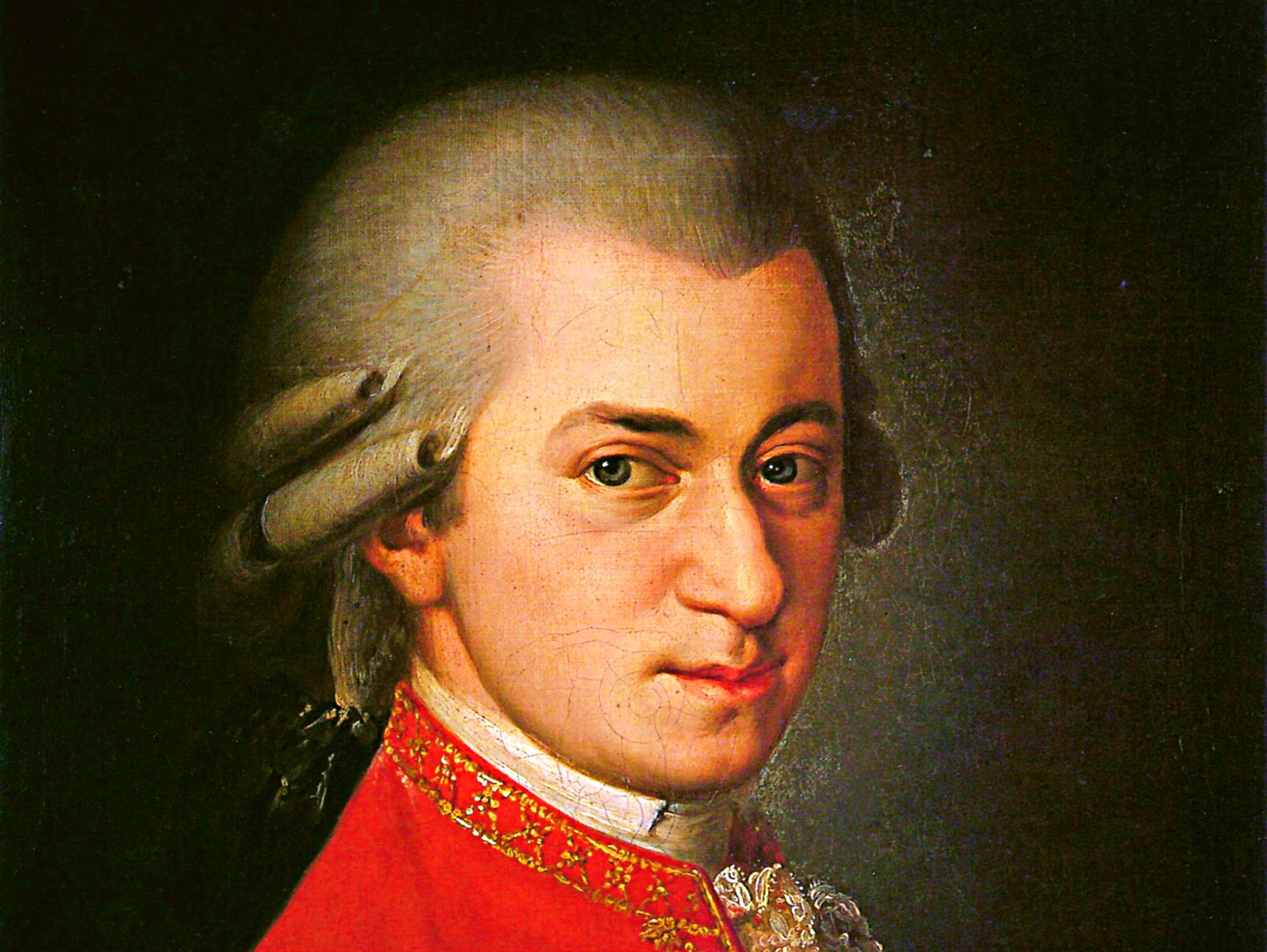 <p>Wolfgang Amadeus Mozart</p>