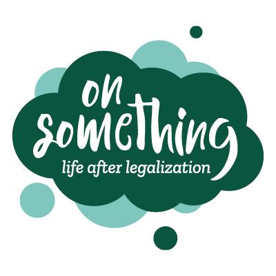 On Something Podcast Logo