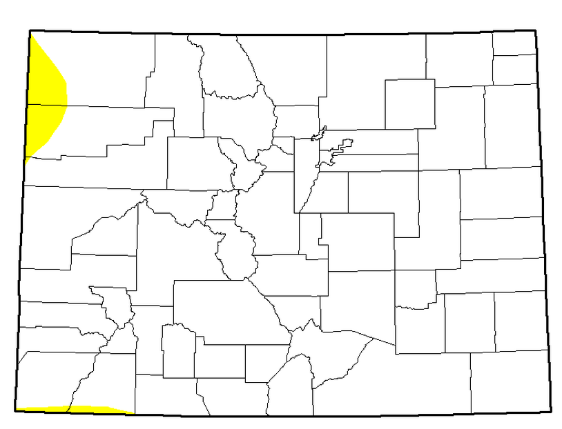 <p>Less of Colorado is in drought now than at anytime since 2009.</p>