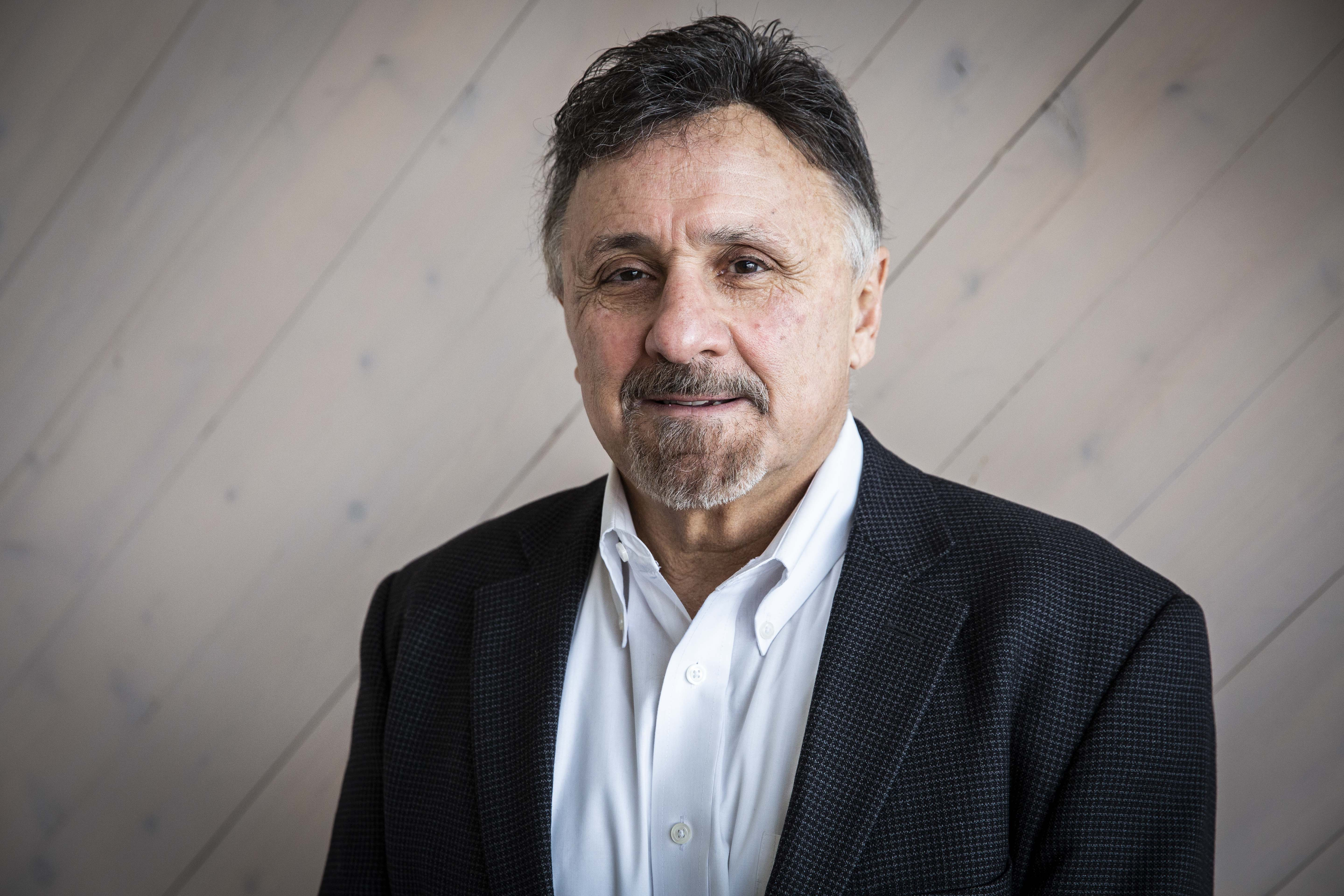 <p>Frank DeAngelis was principal of Columbine High School for nearly 20 years, including during the shooting there in April 1999.</p>