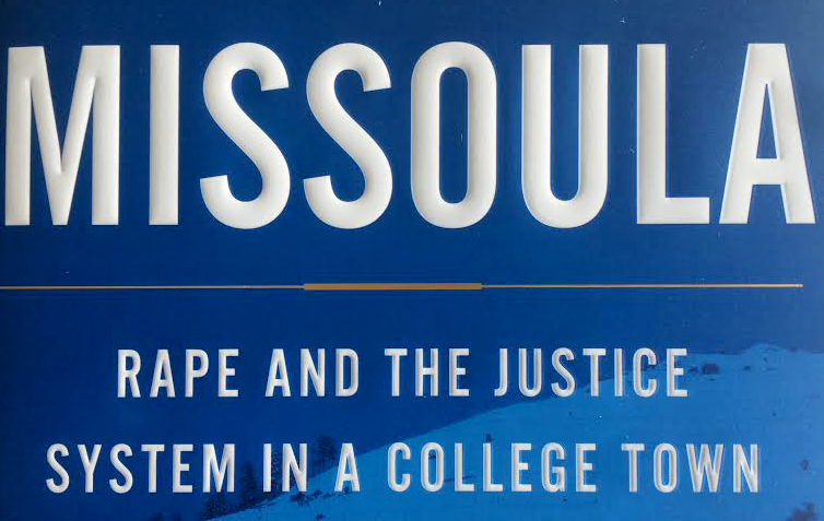 """<p>""""Missoula: Rape And The Justice System In ACollege Town,"""" by Jon Krakauer.</p>"""