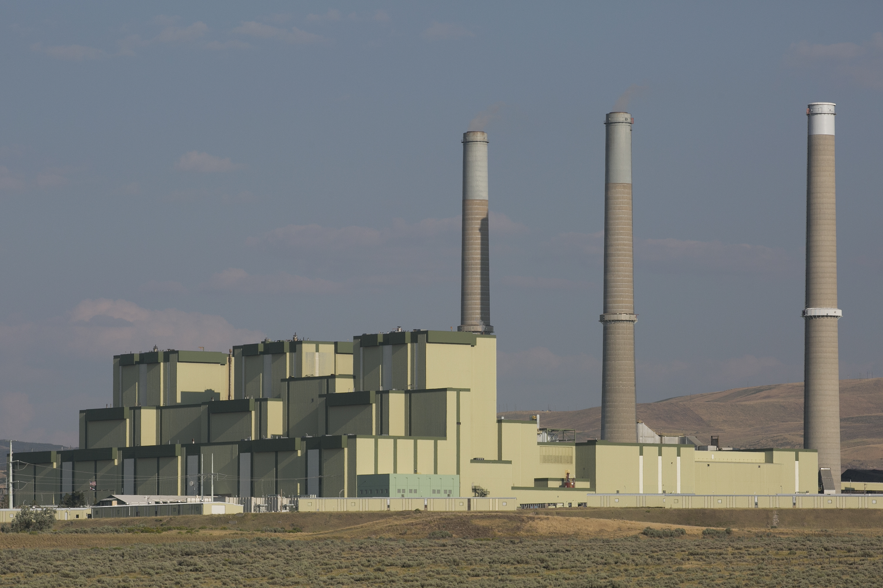 The coal-firedCraig Station power plant is operated byTri-State Generation and Transmission Association.