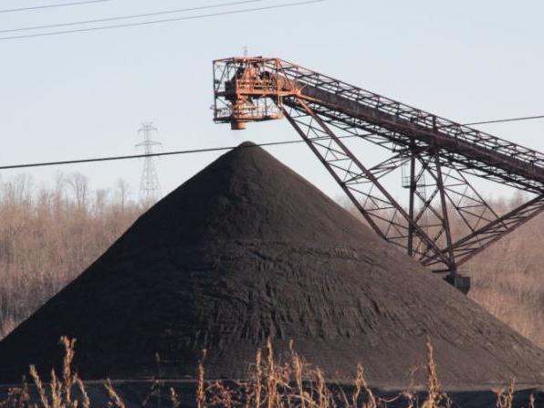 coal-pile