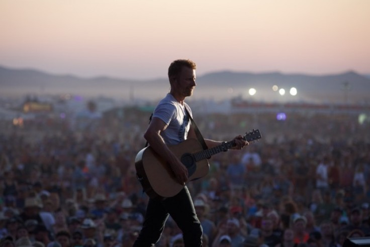 """Country singer Dierks Bentley recorded his ninth album, """"The Mountain,"""" in a studio outside of Telluride."""