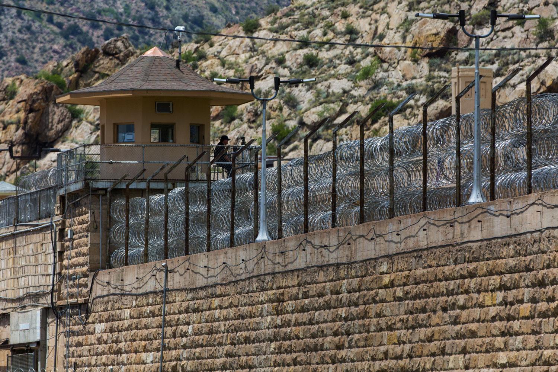 Colorado State Penitentiary Canon City