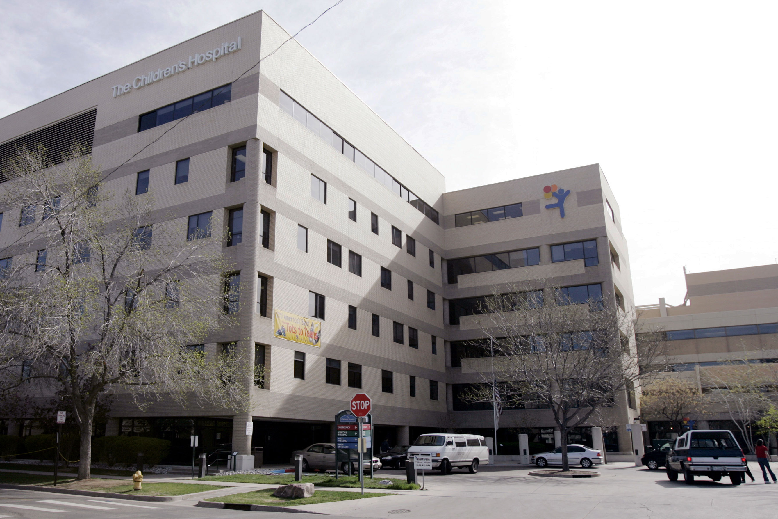 Children's Hospital pictured in Denver on Friday, April 15, 2005. The vice president of the hospital's Pediatric Mental Health Institute is co-chairing the state's Colorado Behavioral Health Task Force.