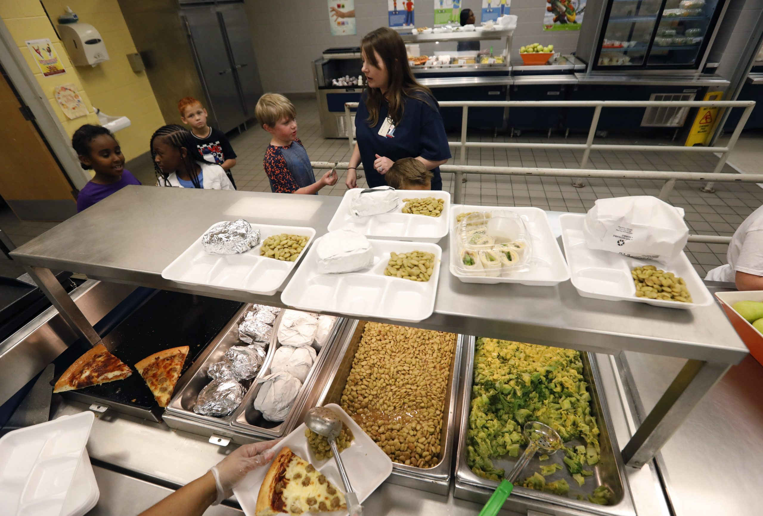 School Lunch Trade Wars