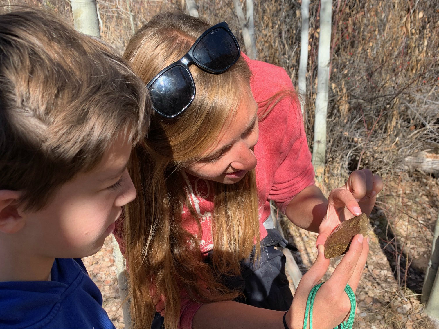 Walking Mountains in Avon offers natural science and sustainability education for students.