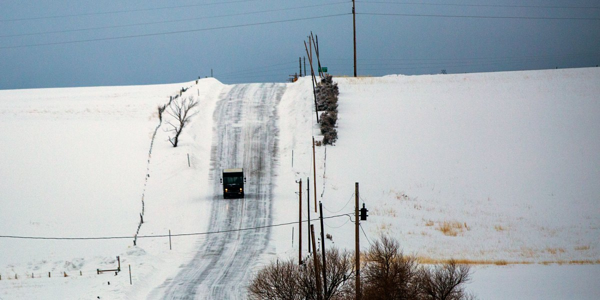 Colorado Has Seen A Lot Of Snow This Month. That's A Good Thing For Drought Conditions