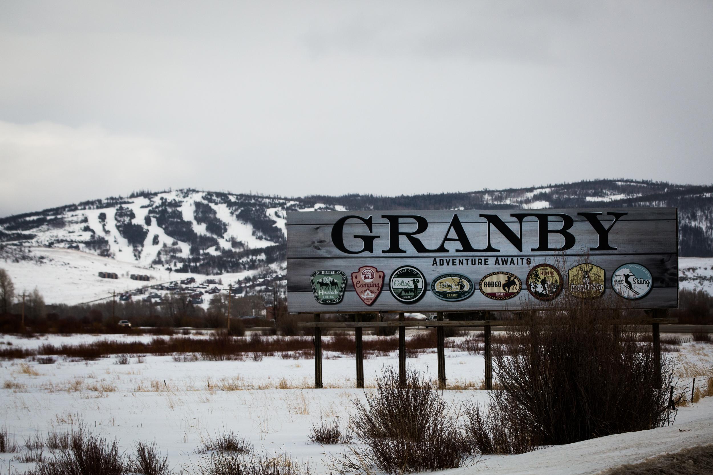 Granby Signage