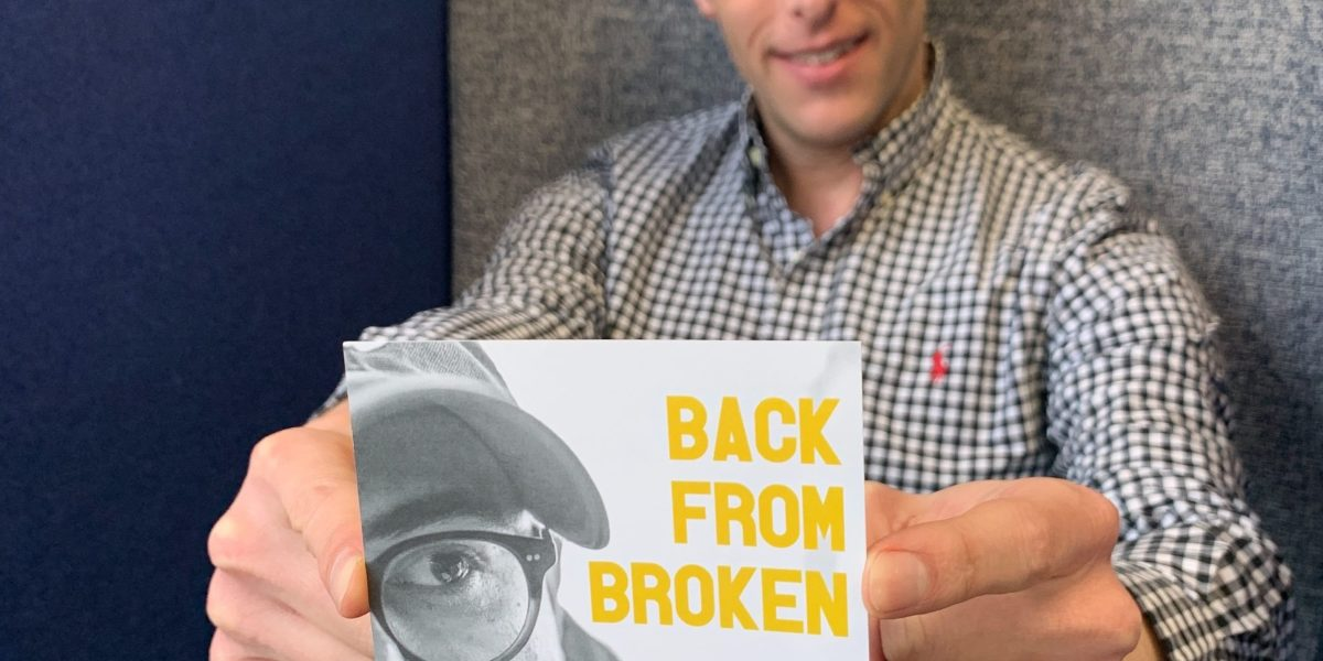 Feb. 21, 2020: 'Back From Broken' Shares Stories of Recovery With A Host Who's Been There