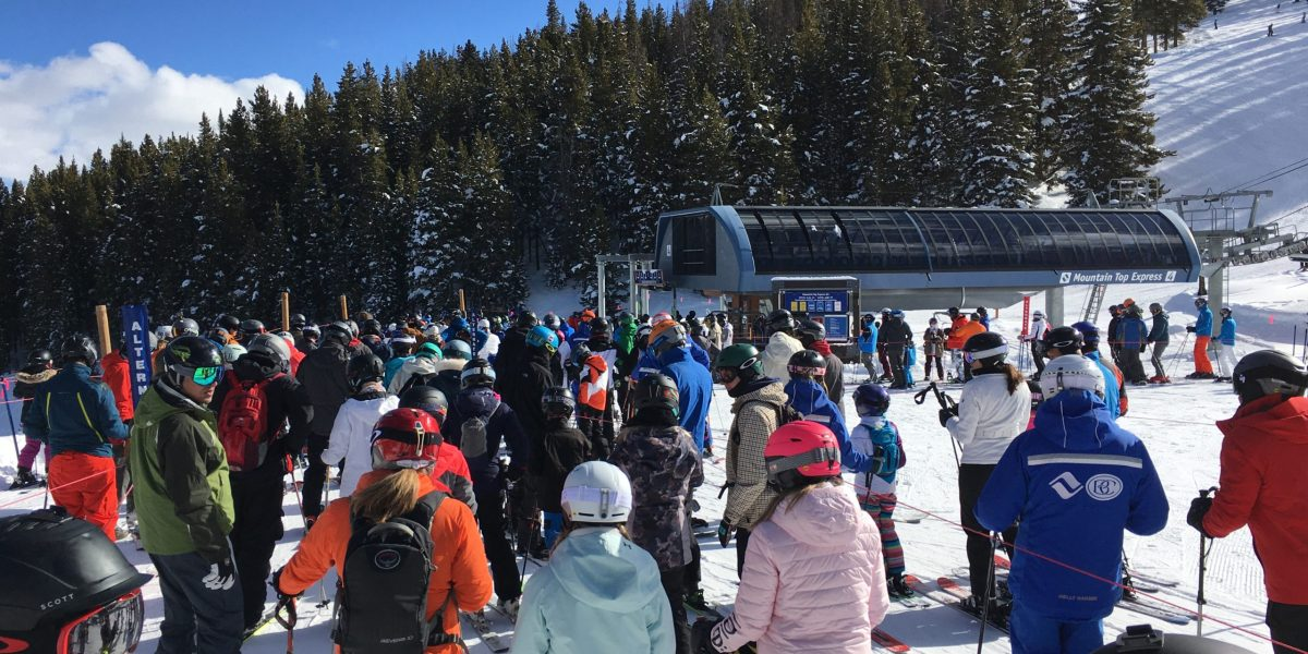The Hunt for Vail's Mega Lift Line: Will The Holiday Weekend Bring It Back?