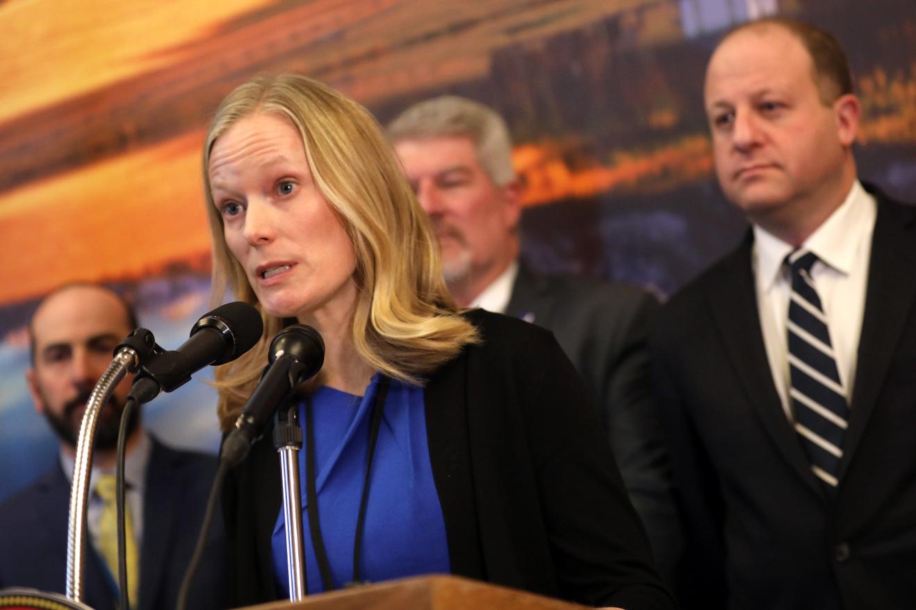 Polis Coronavirus Presser Rachel Herlihy