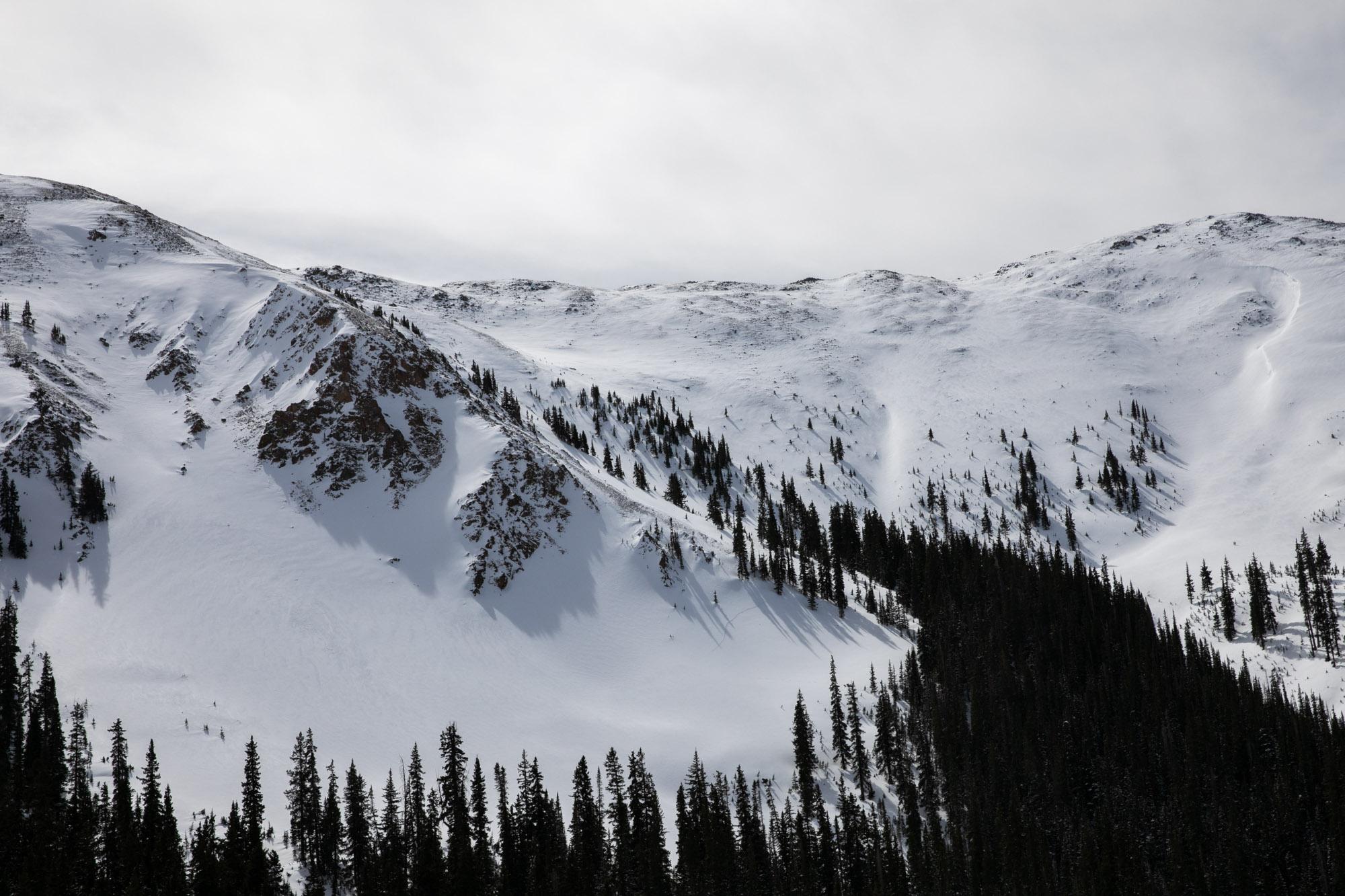 Coronavirus Summit County Landscape