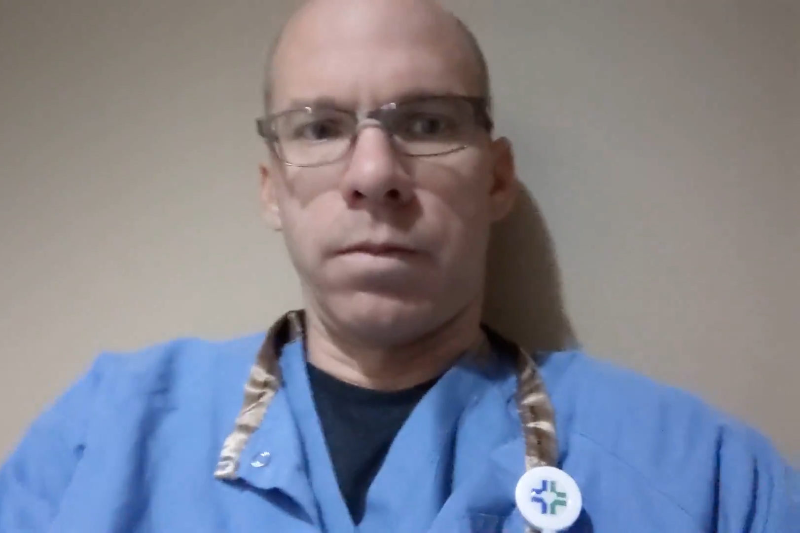 Dr. Peter Stubenrauch, Critical Care Pulmonologist, National Jewish