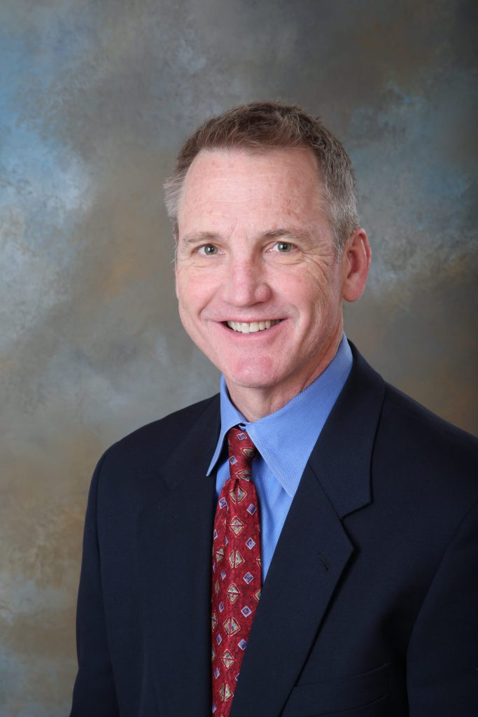 Dr. Timothy Rummel, pulmonary critical care physician in Colorado Springs