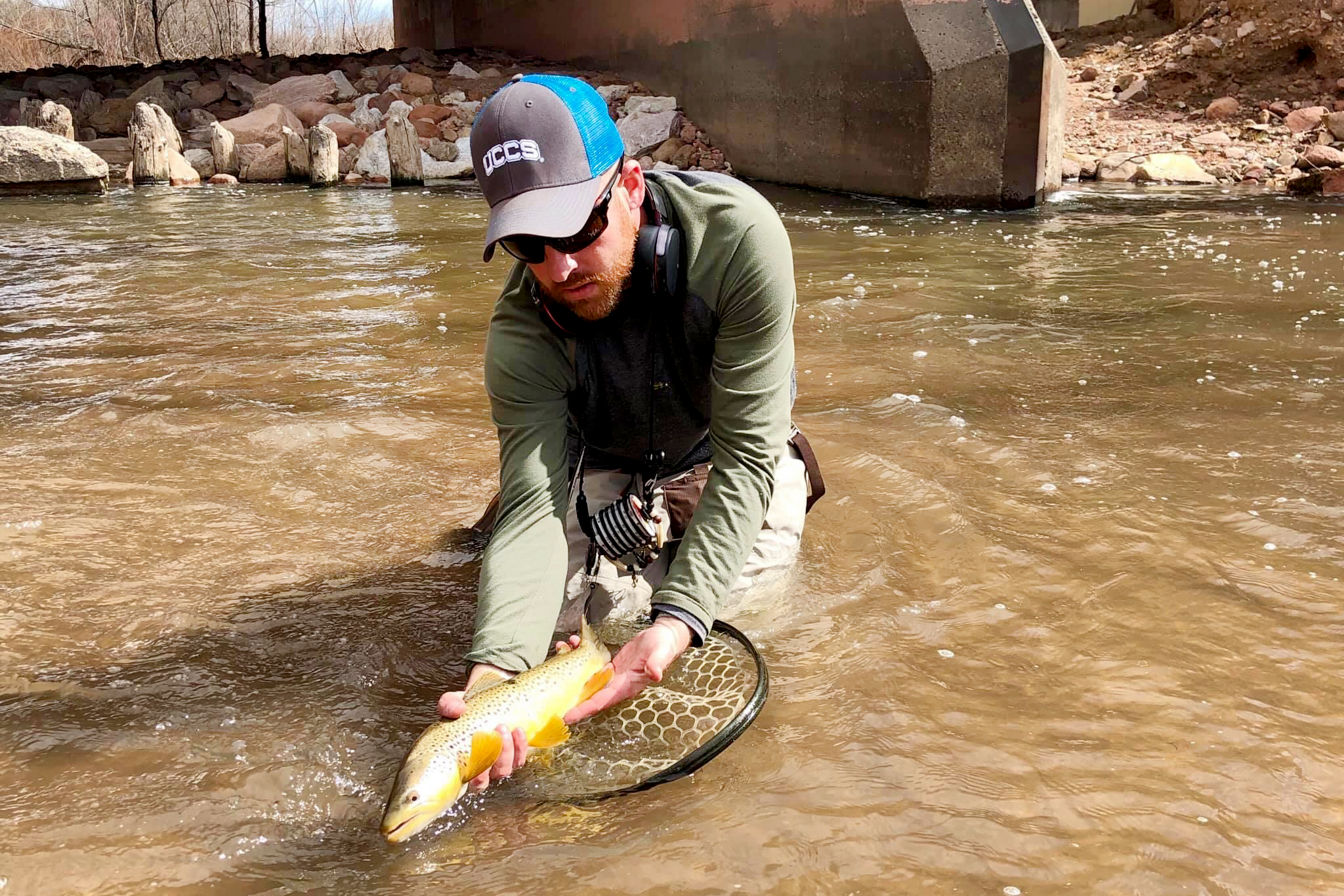 Fountain Creek Fly Fishing 2