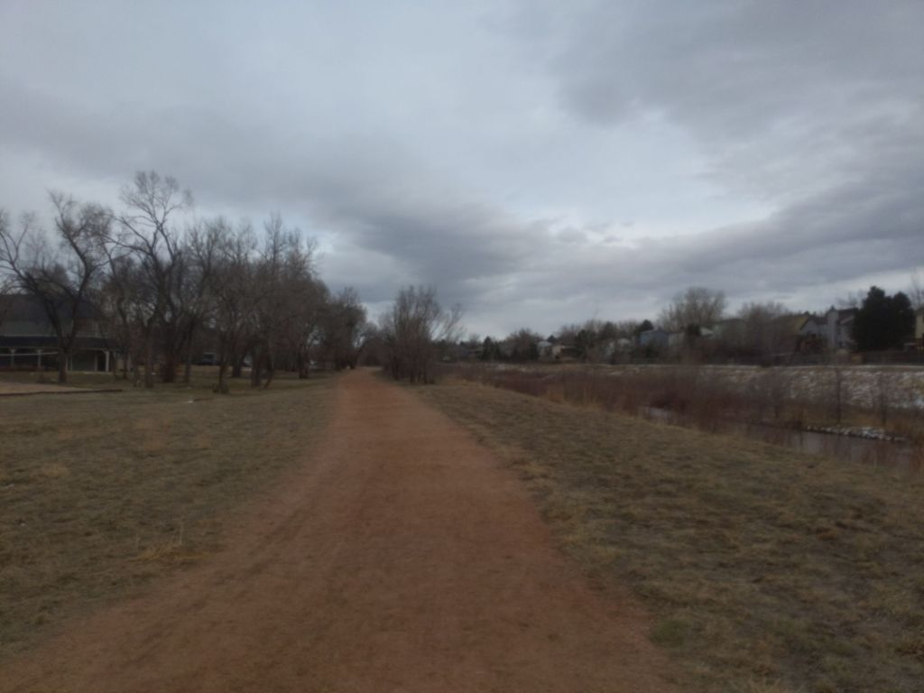 Cottonwood Park Trail.