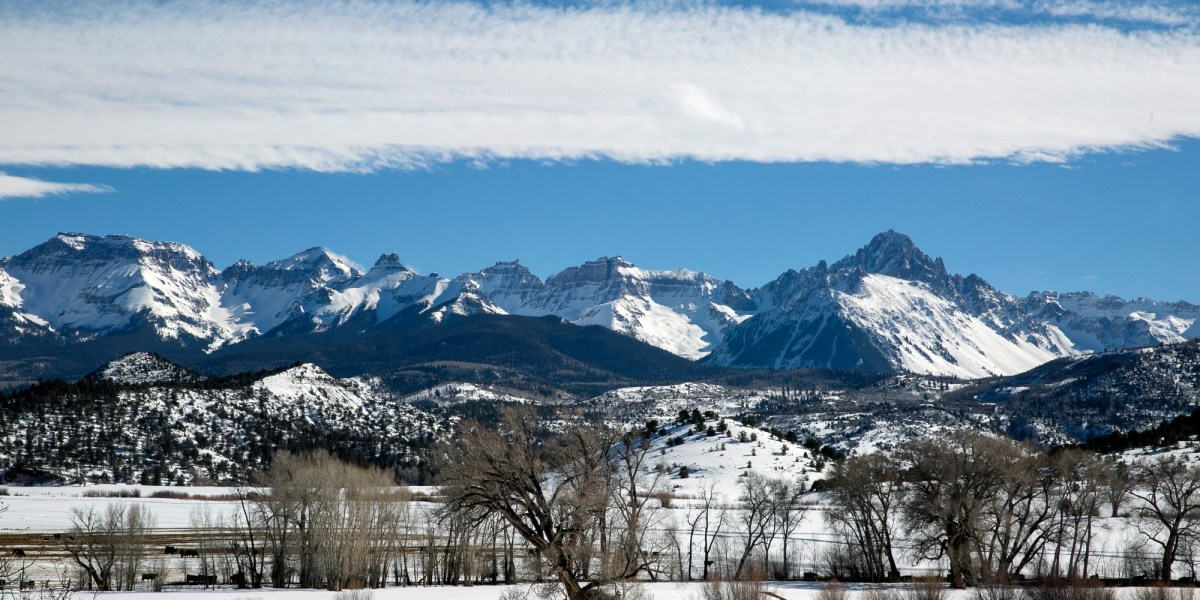 Effort To Designate WWII Site, Preserve 400,000 Acres Of Colorado Land Finds More Support At Congress