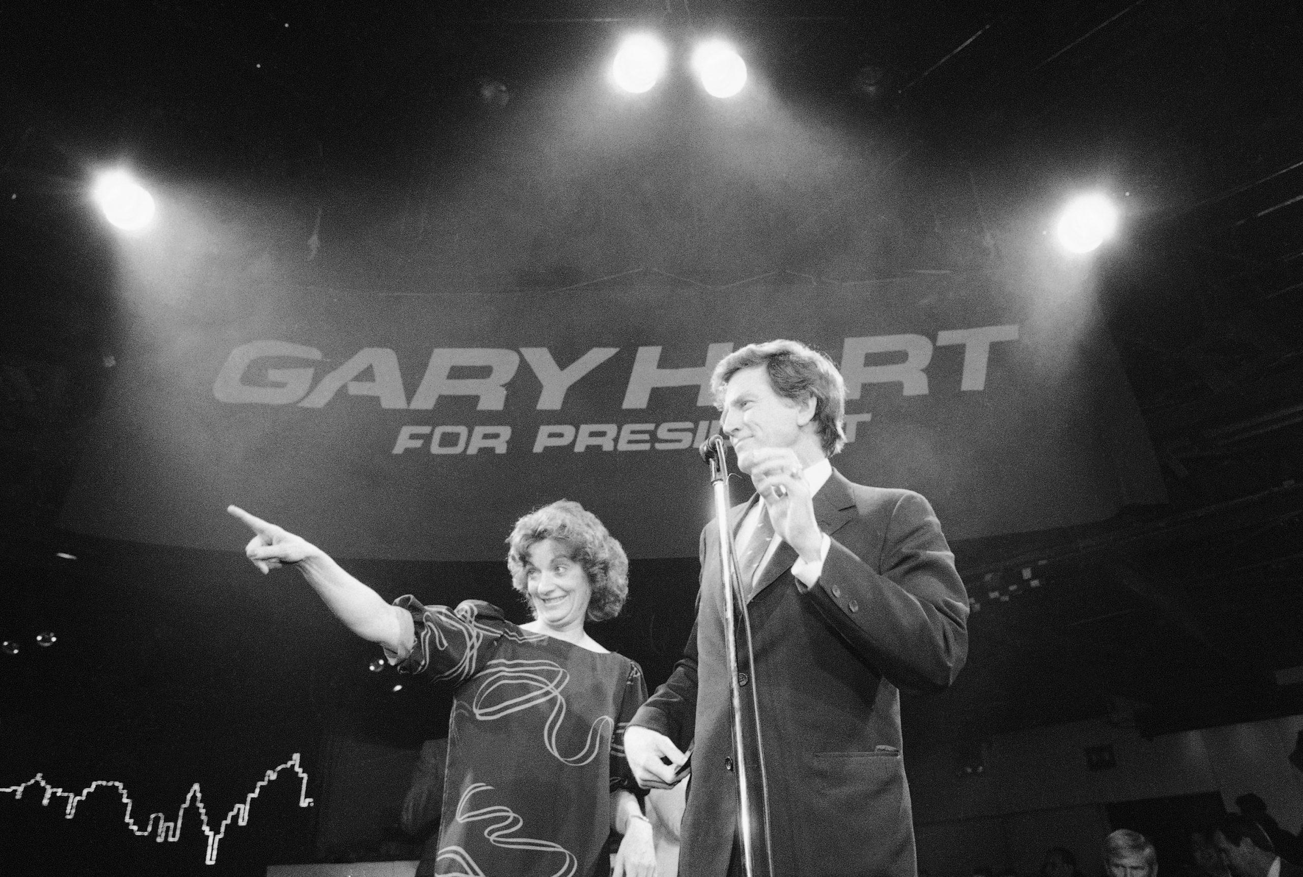 Gary Hart, Lee Hart