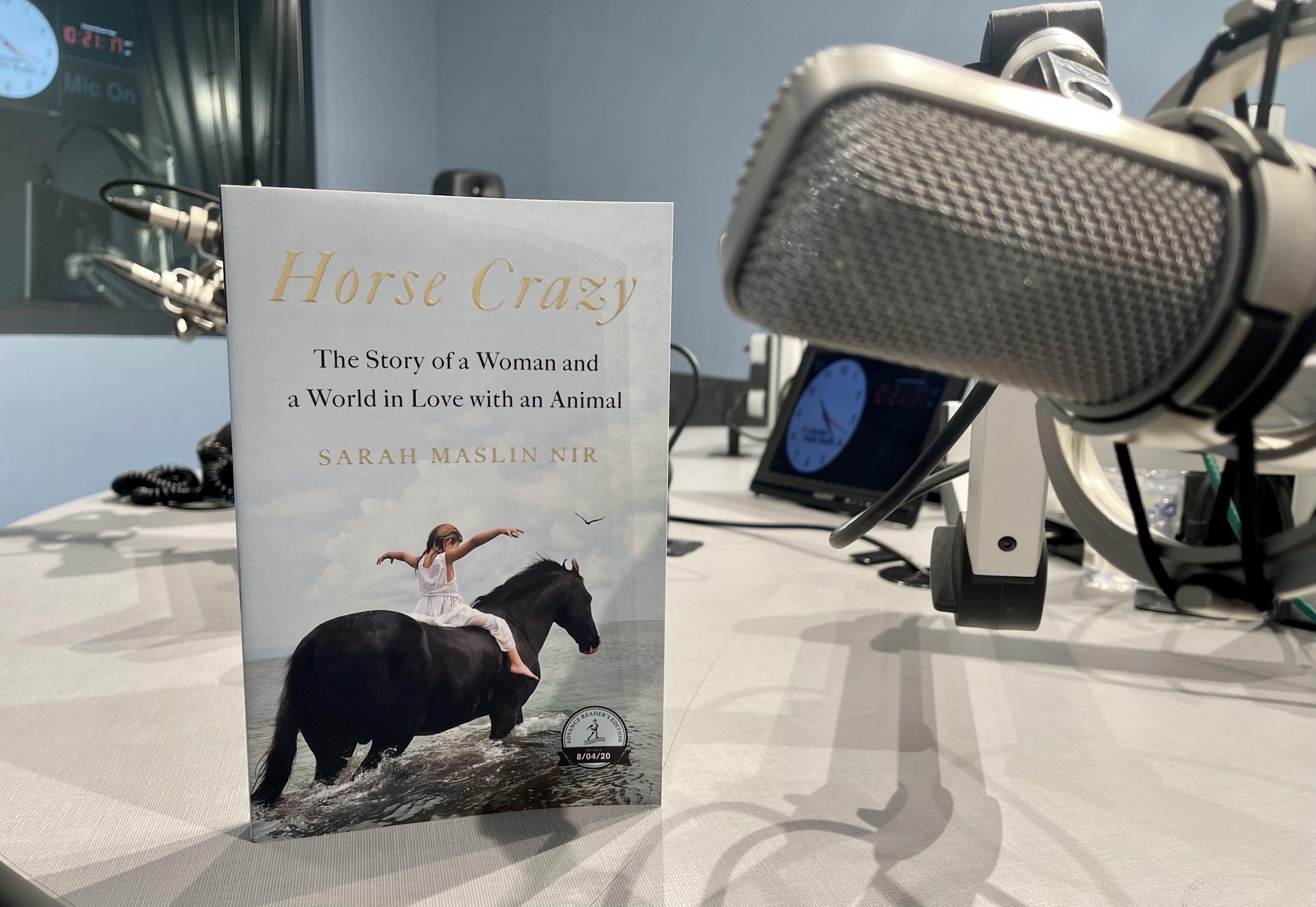 """Sarah Maslin Nir's memoir, """"Horse Crazy."""""""